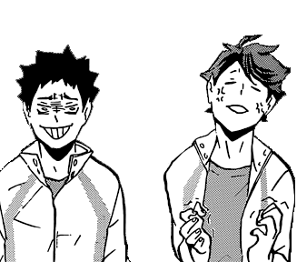Transparent haikyuu iwaizumi. My heart cannot