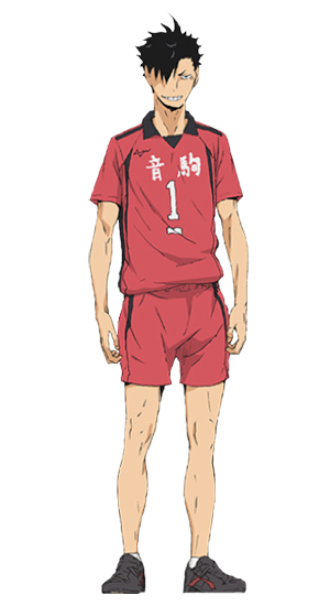 Transparent haikyuu kuroo tetsurou. Characters by picture quiz