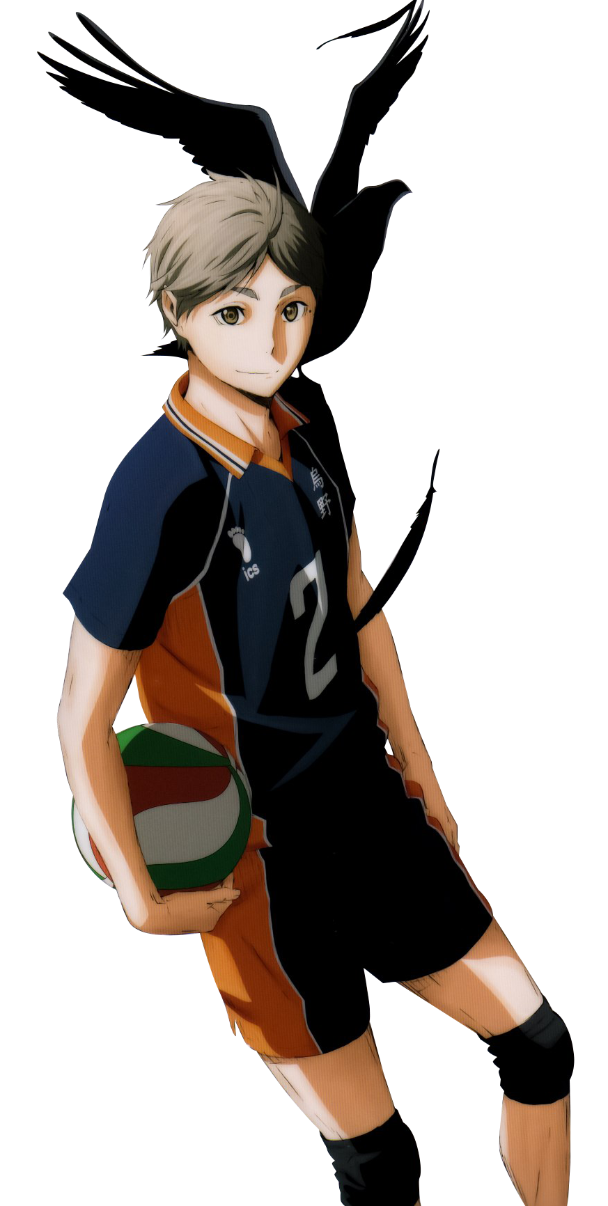 Transparent haikyuu sugawara koushi. Recherche google pinterest