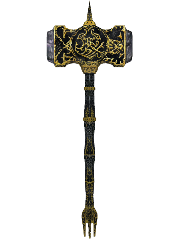 Transparent hammer battle. Image krawlfort png rollplay