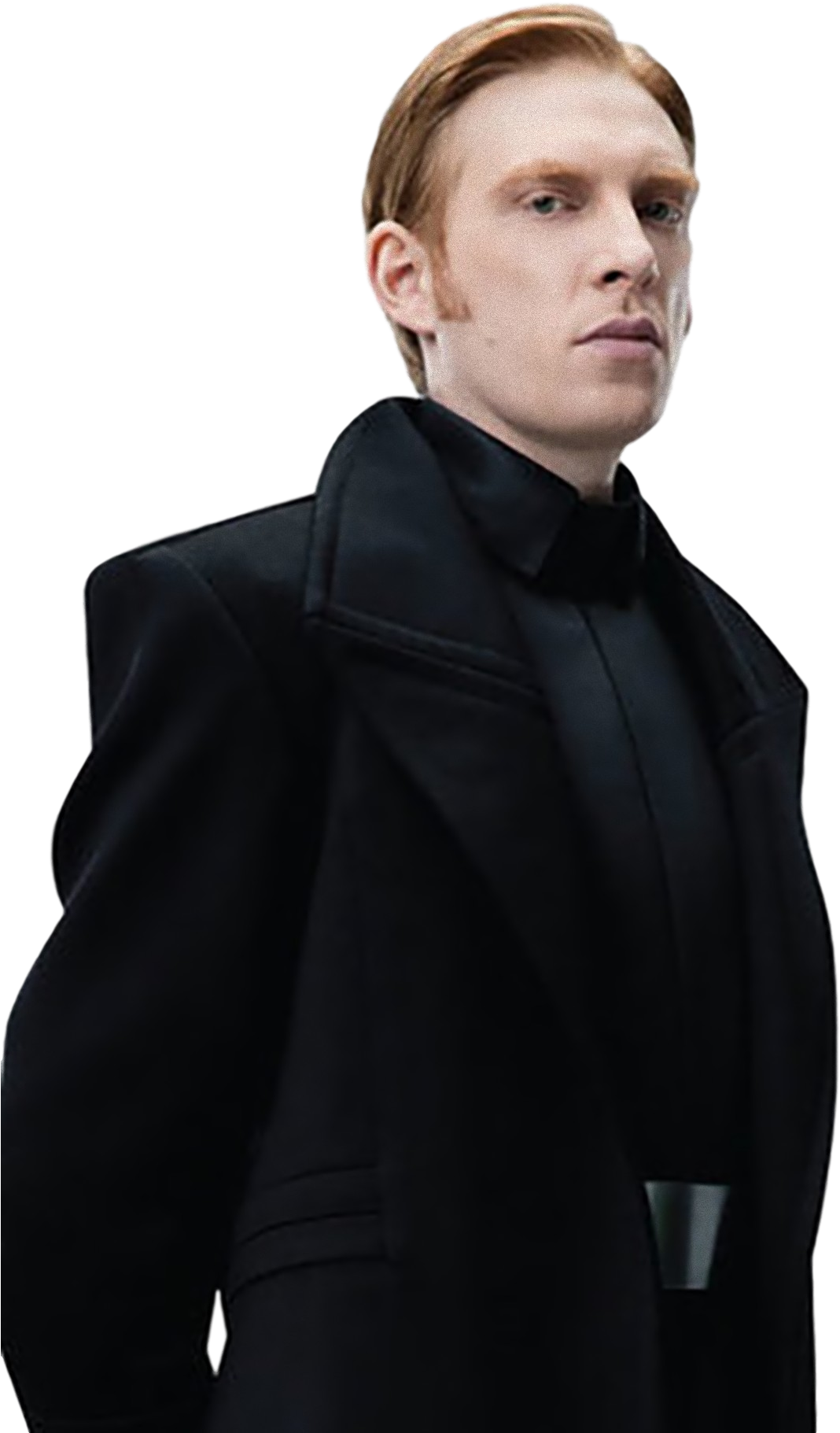 Transparent hitler kylo ren. Download hd general hux