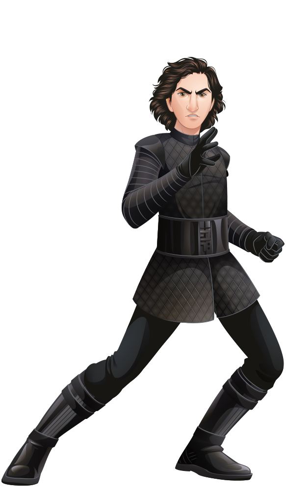 Transparent hitler kylo ren. Image forces of destiny