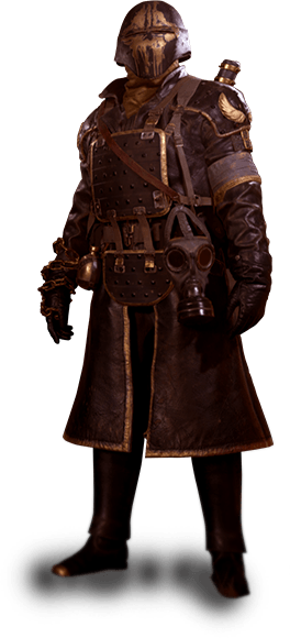 Transparent hitler trench coat. Call of duty wwii