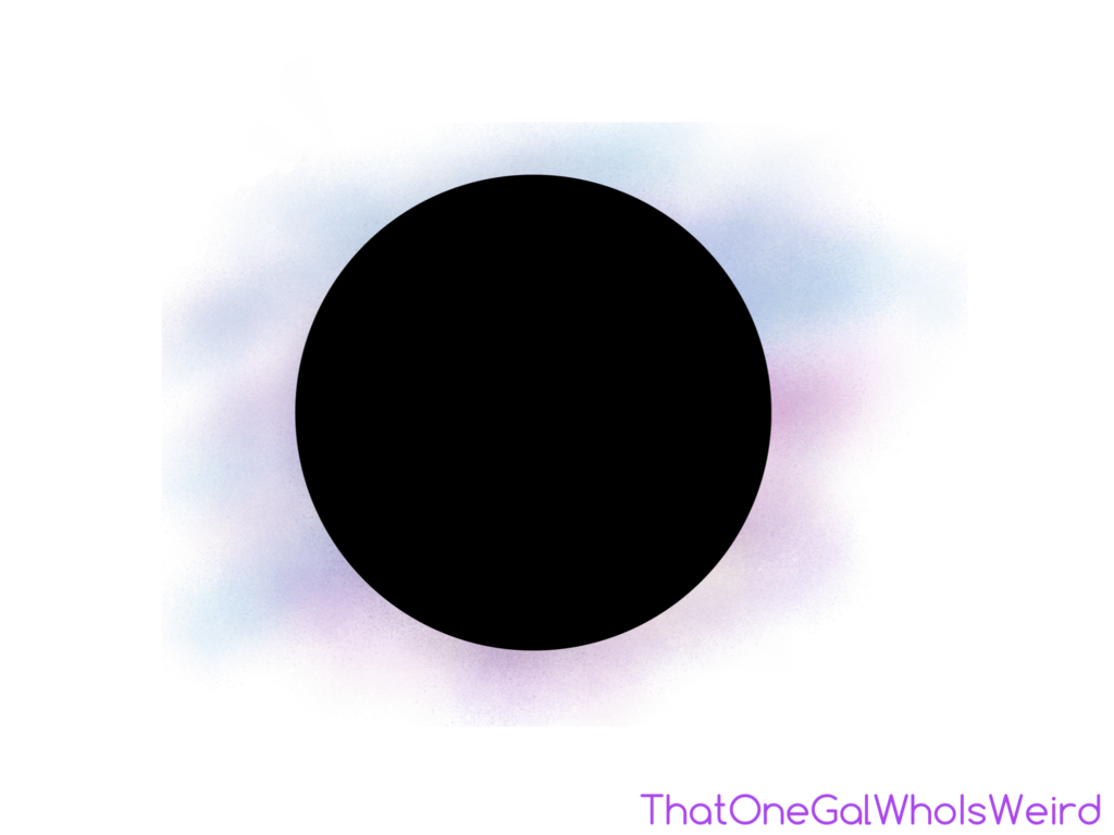 Transparent hole bfb. Black by thatonegalwhoisweird on