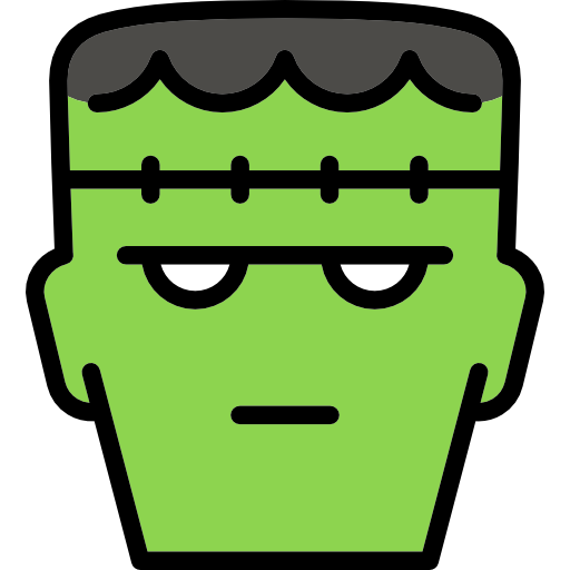 transparent horror frankenstein