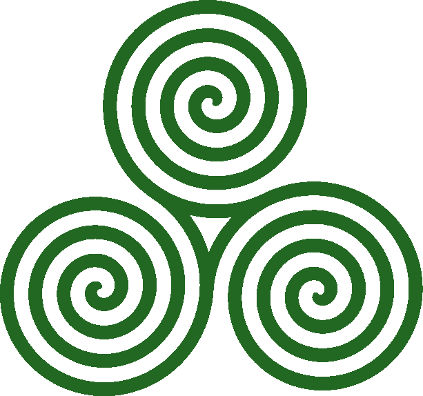 Transparent png. File triple spiral turns