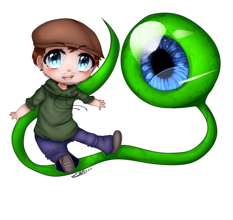 Transparent jacksepticeye drawing. By rosacanvas on deviantart