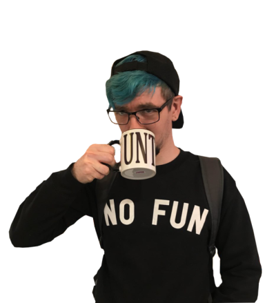 Transparent jacksepticeye cap. And have a for