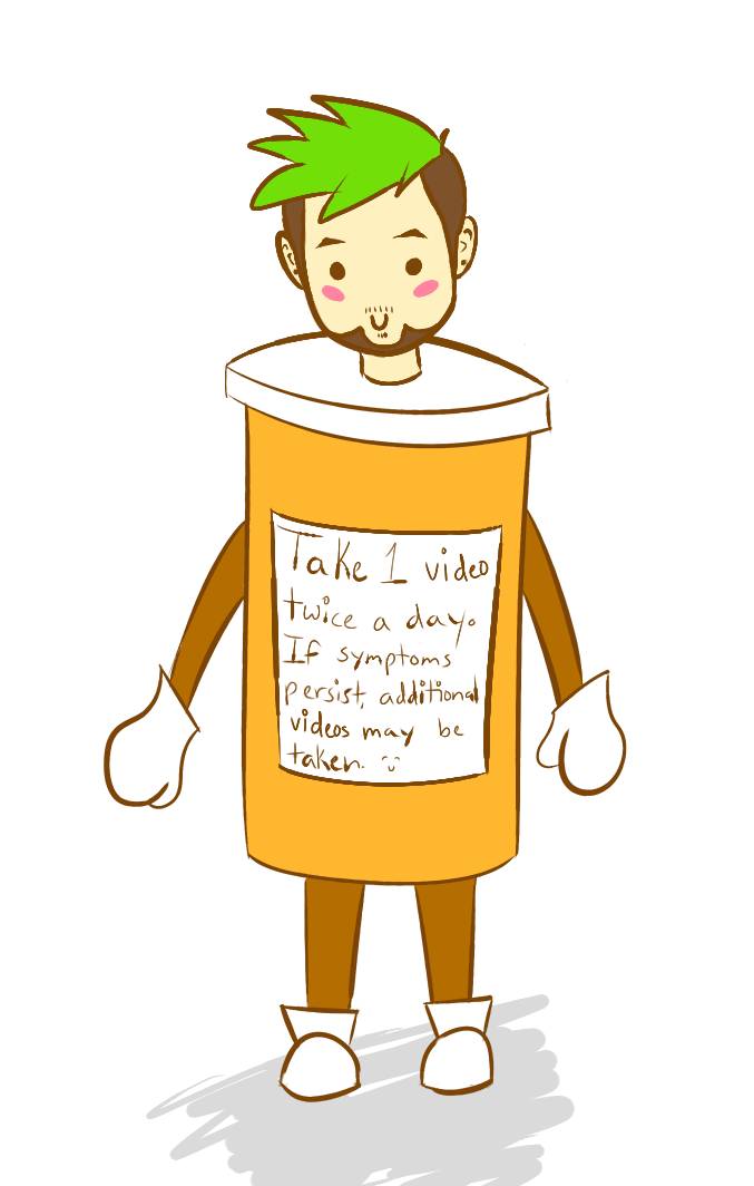Transparent jacksepticeye little. Meequin a quick sketch