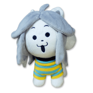 Transparent jacksepticeye plush. Undertale fangamer tem shop