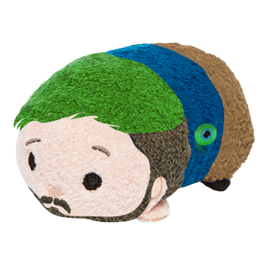 Transparent jacksepticeye plushie. Tsum by toucanldm on