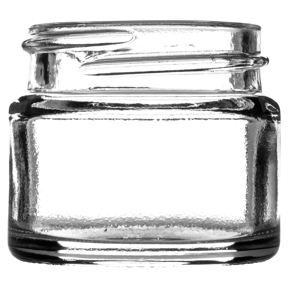 Transparent jar 15 ml. Rawlings wf health beauty