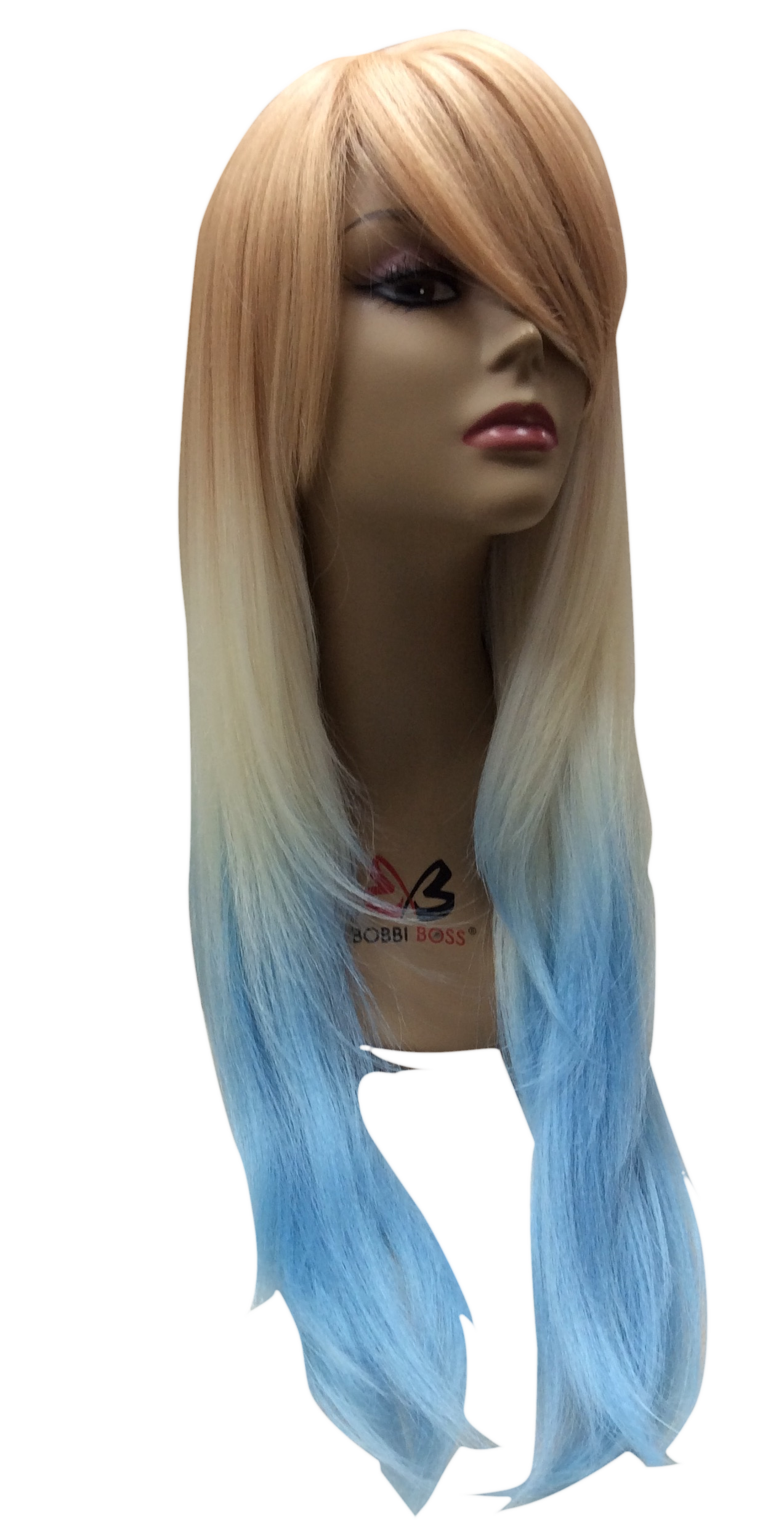 Transparent jeffrey wig. Wigs and hair extensions