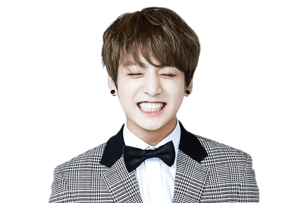 Bts eyes closed transparent. Jungkook png vector library stock