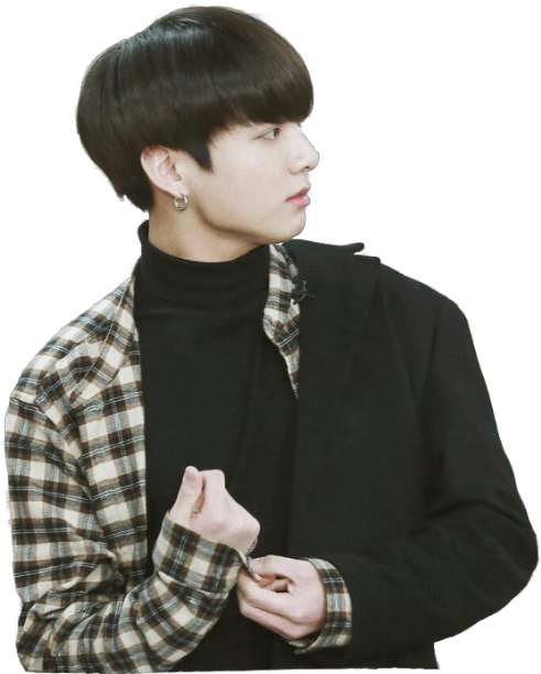 Transparent jungkook cut out. S png excuse