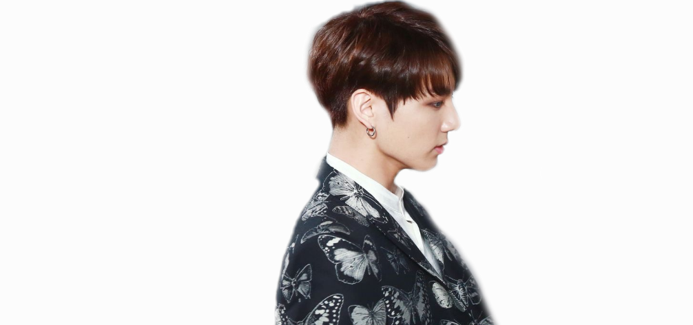 Transparent jungkook hairstyle. Jeon by taemetothesky on