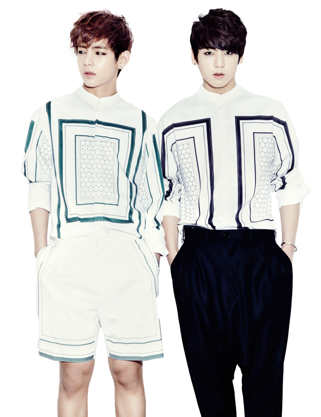 Transparent jungkook taehyung. V and png by