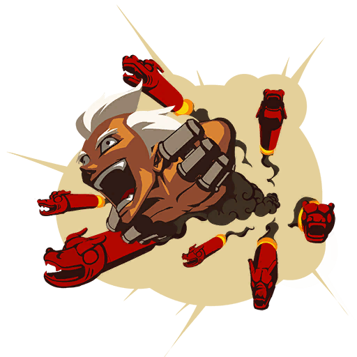Transparent junkrat firecracker. Lootwatch