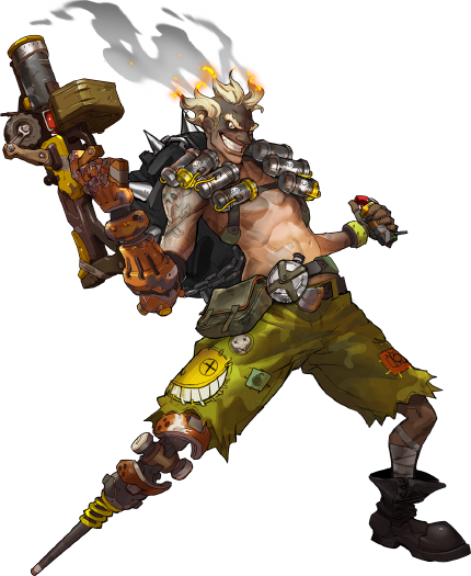 Transparent junkrat firecracker. The objective overwatch news