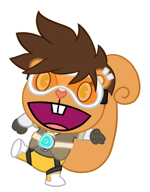 Transparent junkrat satyr. Tracer tree tumblr happy