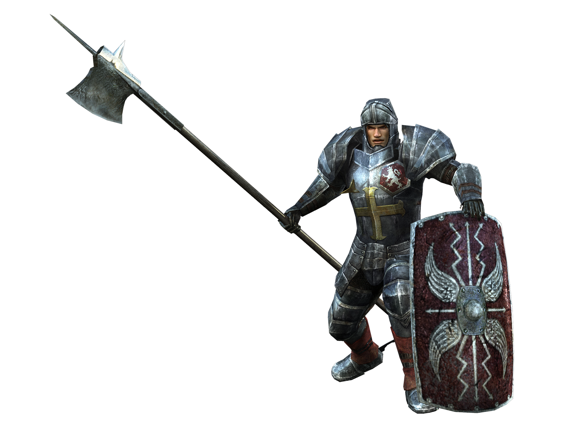 Transparent knight hundred years war. John talbot koei wiki