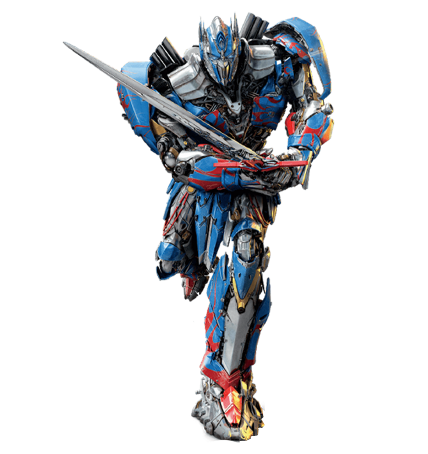 Transparent knight optimus prime. Tlk render by knightimus