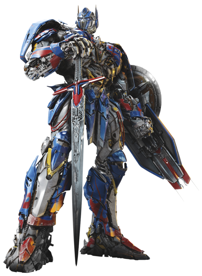 Transparent knight optimus prime. Tlk promo by barricade