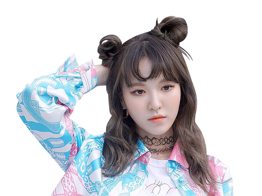 Wendy png stickers edit. Transparent kpop graphic freeuse stock