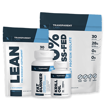 Transparent supplements stack. Fat burning lean muscle
