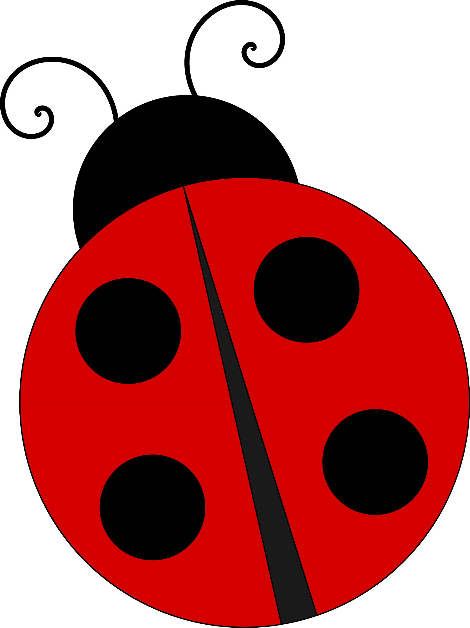 Transparent ladybug. Insect background png arts