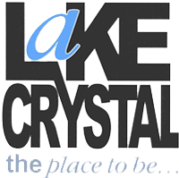 Transparent lake crystal. Mn greater mankato growth
