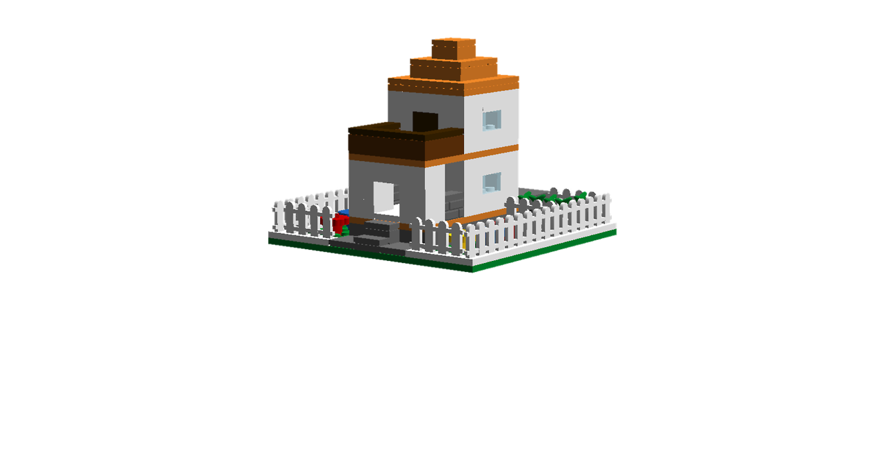 Transparent lego tiny. There s no hell