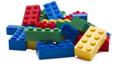 Transparent lego. Image png arts