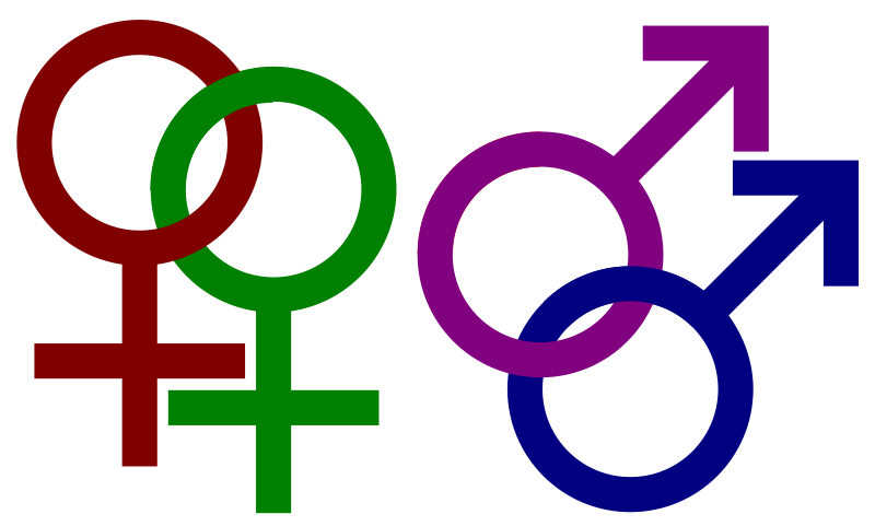 Transparent lgbt symbol. Algbtical