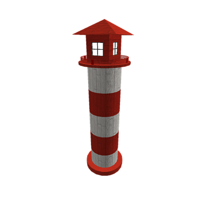 Transparent lighthouse roblox. Improved