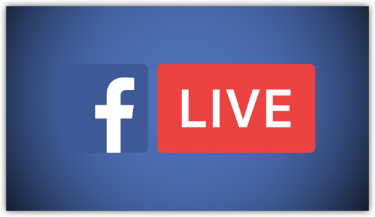 Transparent live facebook. Quick and easy