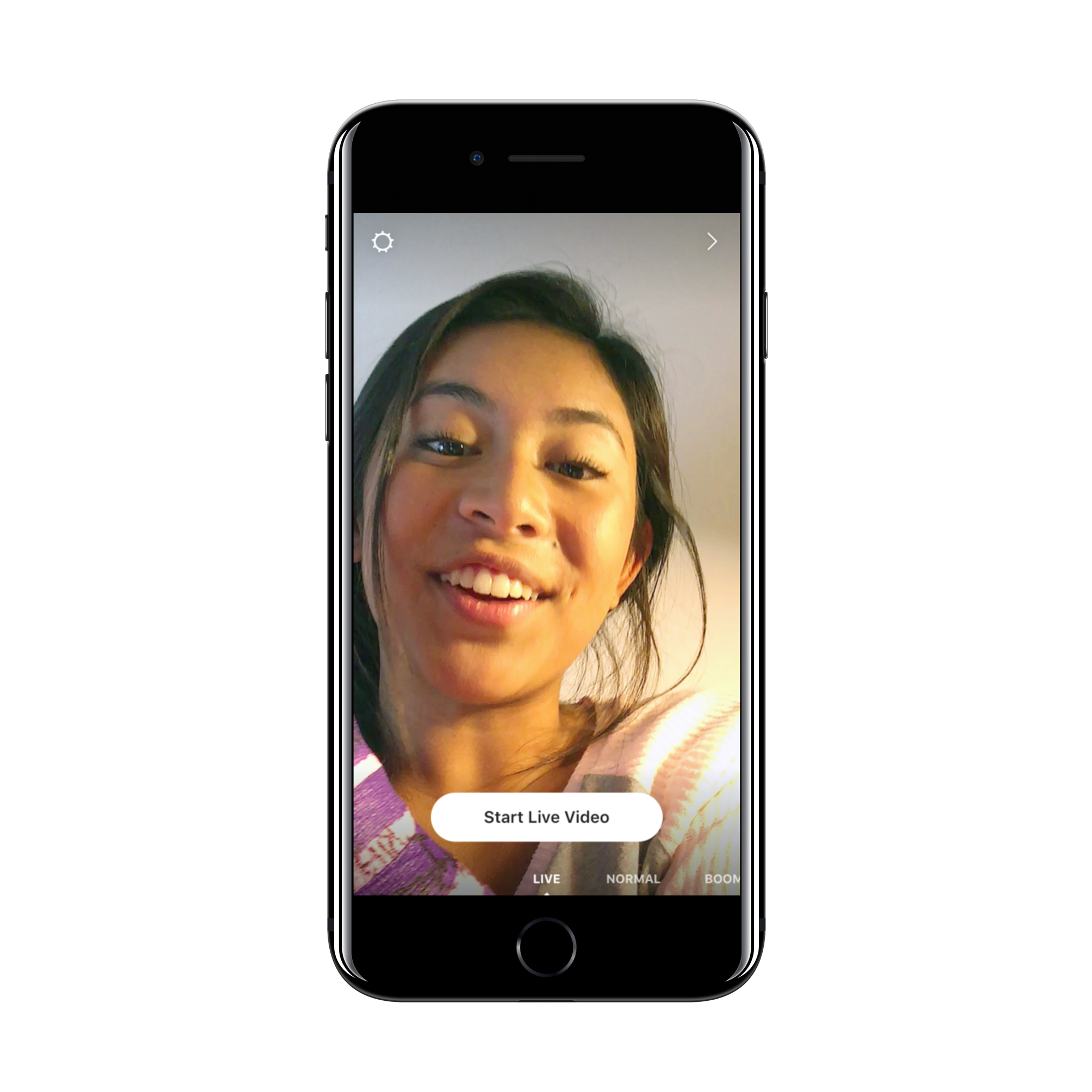 Transparent live instagram. What is a quick