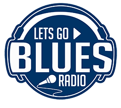 Transparent live let's go. Lets blues hockey podcast