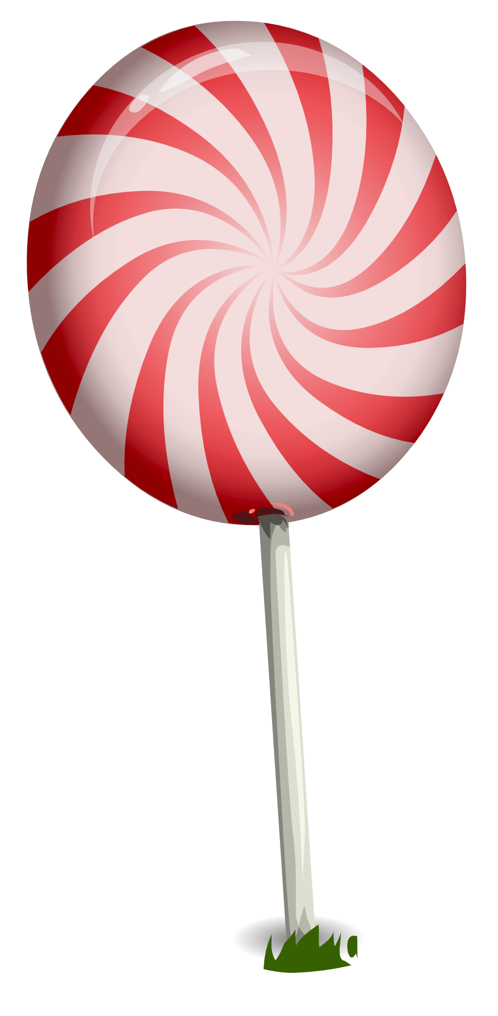 Transparent lollipop red yellow. Candy png image purepng