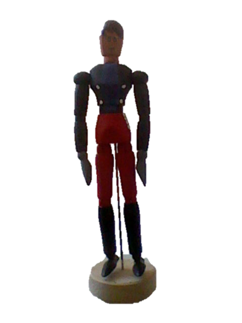 Transparent mannequins background. Full body mannequin painted