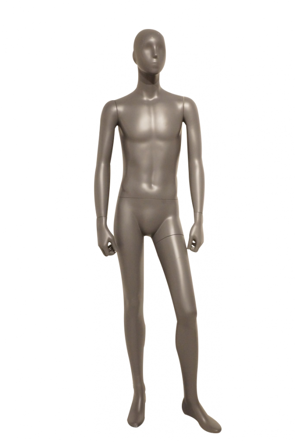 Transparent mannequins art. Male mannequin on sale