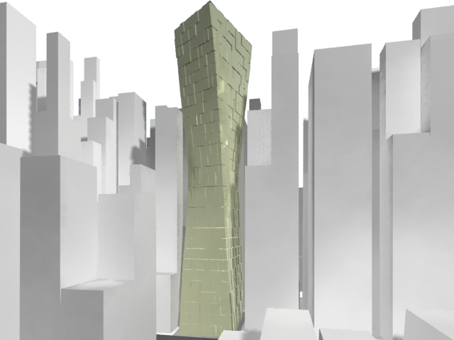 transparent mapping greeble