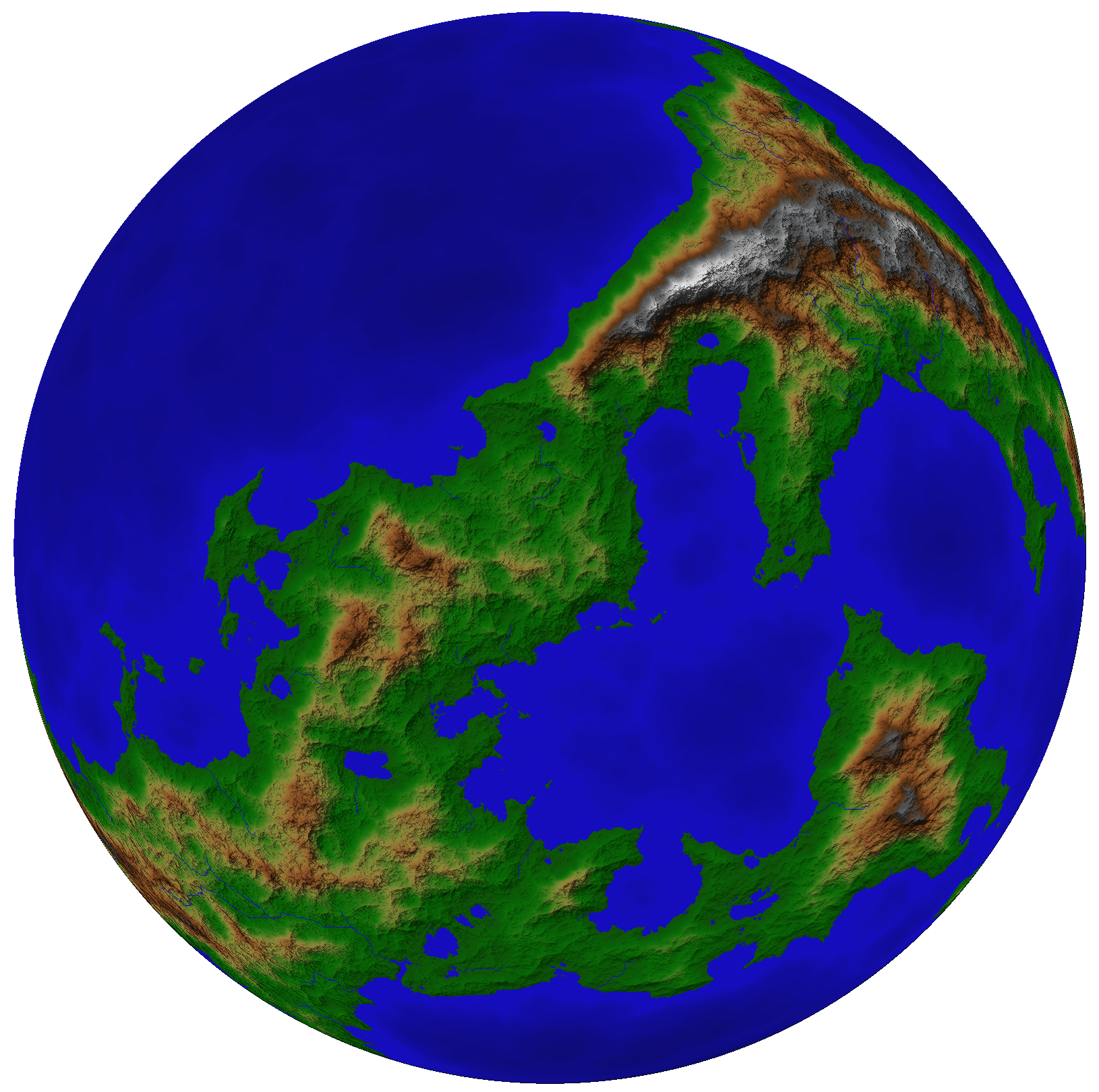 Transparent maps broken earth. Are your friend hollowlands