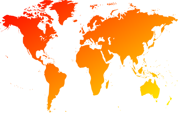 Transparent maps clear background. World map png images