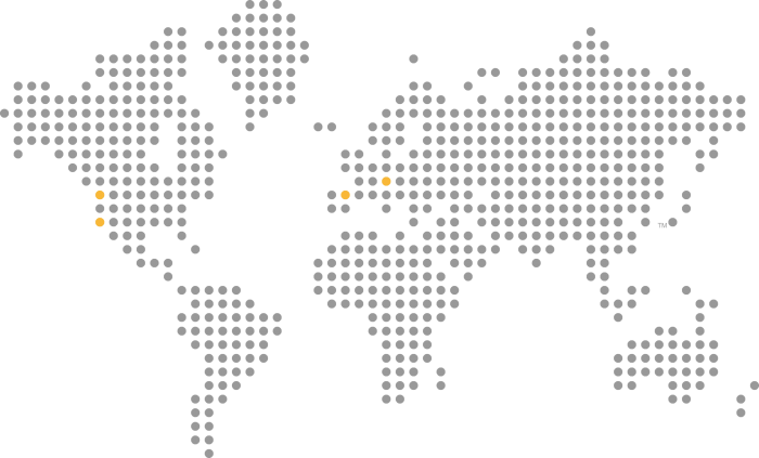 Transparent maps dotted. World map png vector