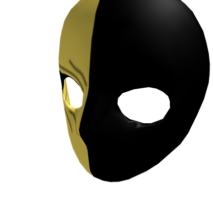 Transparent masks deathstroke. My mask flipped roblox