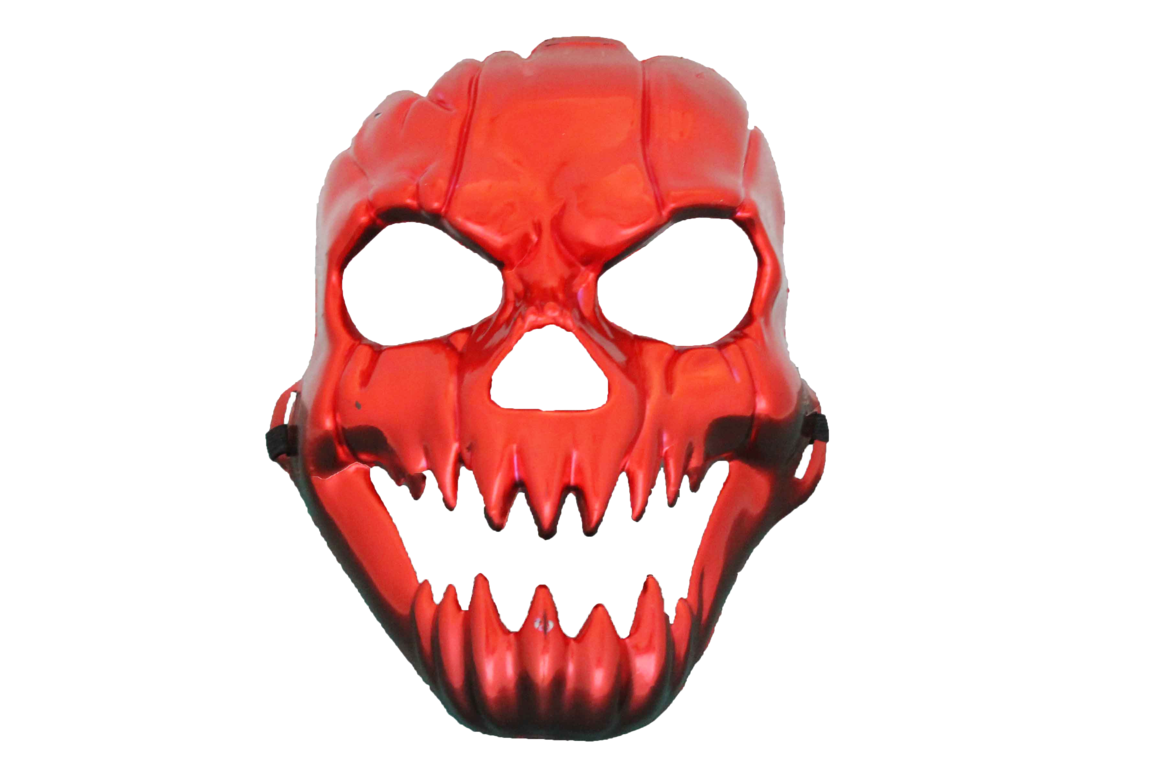 Transparent masks ghost. Johnny blaze mask skull