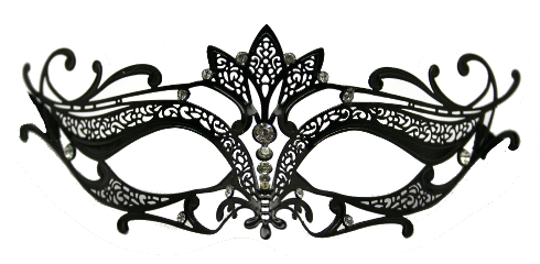 Transparent masks lace. Popular and trending stickers
