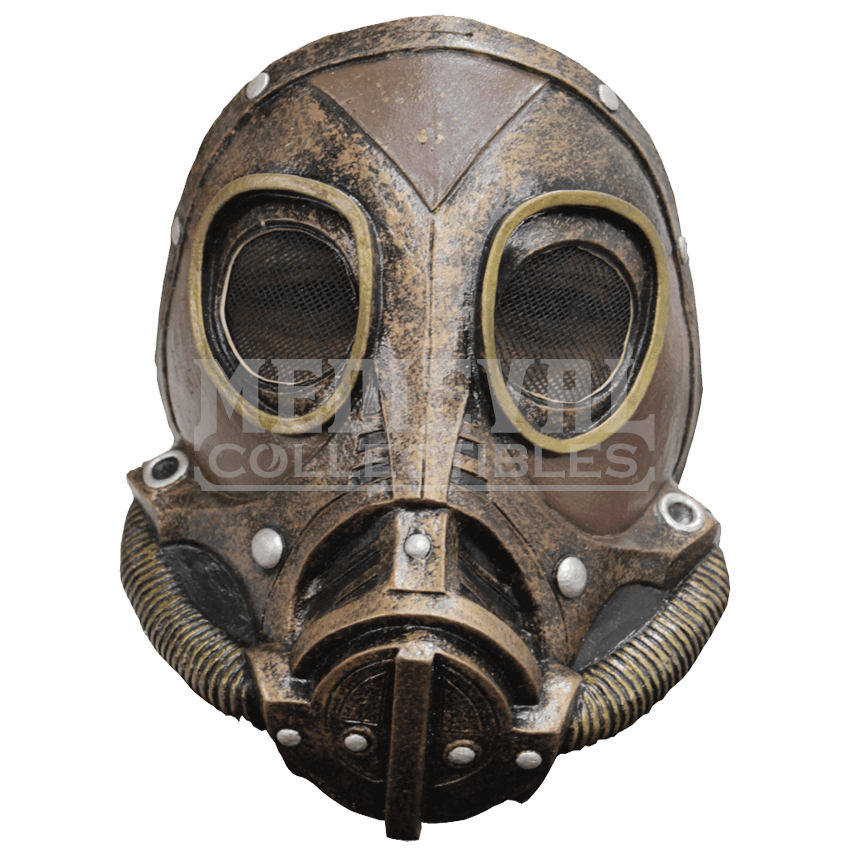 transparent masks steampunk