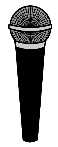 microphone png cartoon